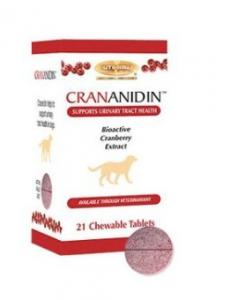 crananidin hjalp vid urinvagsinfektion